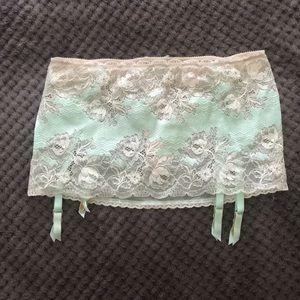 Brand New Victoria's Secret Garter Panties